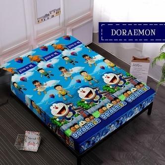 Sprei Waterproof Karakter Doraemon