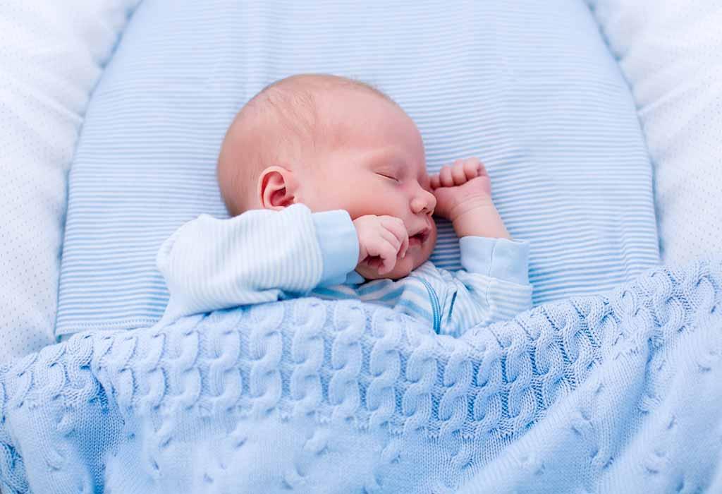 Ukuran selimut bayi yang tepat