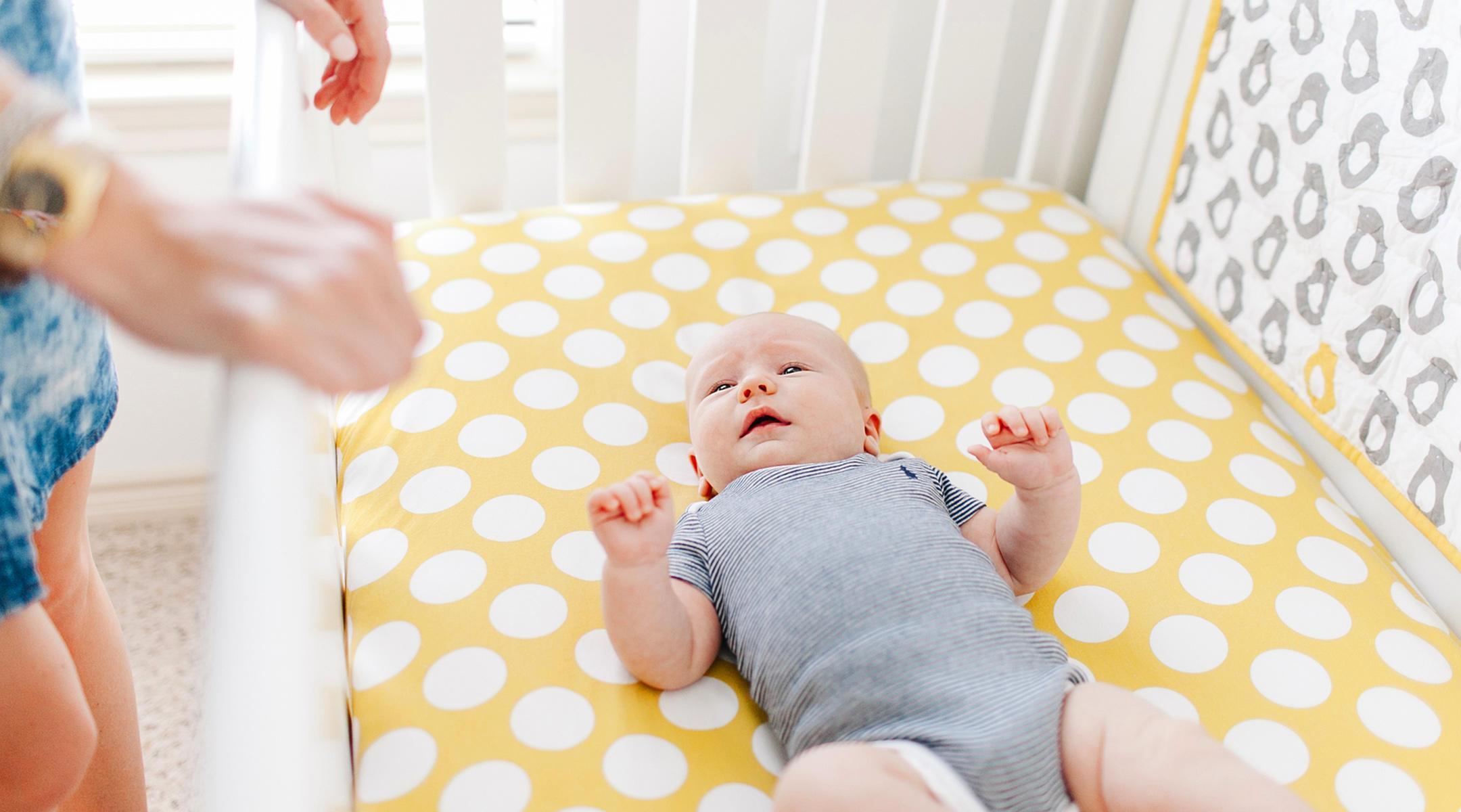 Memilih matras bayi