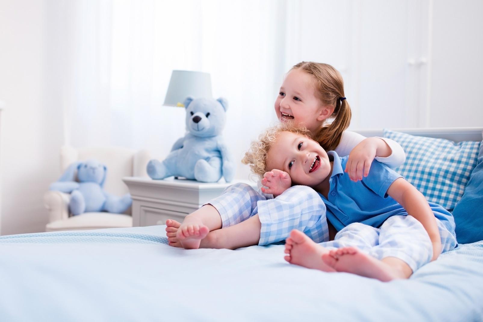 Tips kamar anak bebas debu dan tungau